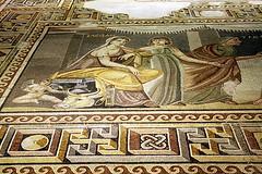 Gaziantep. Museu dels mosaics de Zeugma. Mosai...