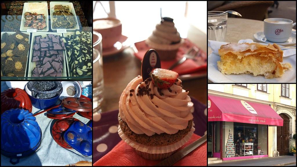 Vienna - Cupcakes & more