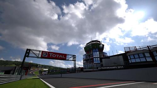 Gran Turismo 5 DLC: Circuit de Spa-Francorchamps