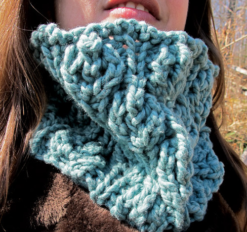 Meaning Of Knitting Stitches : Nelkin Designs Blog: Iota Scarf and Cowl