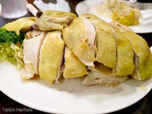 Hainanese Chicken