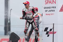 Jorge Lorenzo (T.Tanabe) Tags: japan grand prix lorenzo motogp motegi 500mmf4dii 2011 jorgelorenzo ツインリンクもてぎ 日本グランプリ nikond3 grandprixofjapan ホルヘ・ロレンソ ロレンソ