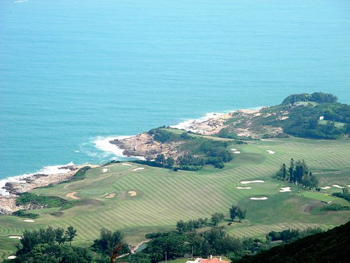 Shek O Golf Course