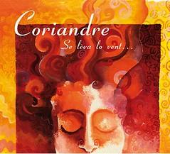 Coriandre-PochetteCDSLLV