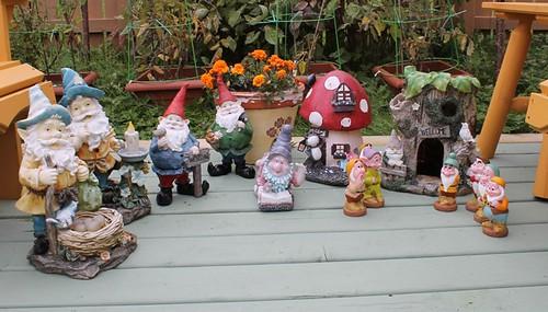 Garden Gnome meeting