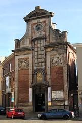 St. John's Church, Gent (Erf-goed.be) Tags: geotagged gent kerk stjohnschurch kapel oostvlaanderen archeonet galeriestjohn sintjanindeoliekerk geo:lat=510563 kapelsintjanindolie sintjantendullenkerk geo:lon=37287