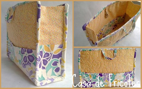 Refil Amarelo by Casa de Fricotes - Valérie Roberto