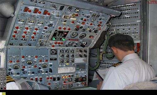 Captain Sim B727 2D SO