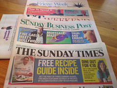 Sunday News about Tyres and Start-ups