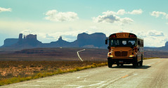 (King....) Tags: arizona usa landscape utah amazing nation schoolbus navajo monumentvalley majestic breathtaking aweinspiring forestgump milemarker13