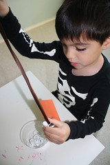 Skull Threading (Photo from Montessori MOMents)