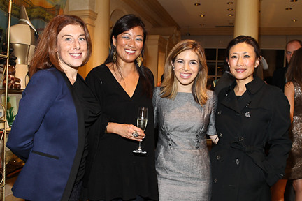 Jayne Sandman, Pamela Sorensen, Judy Kurtz, Eun Yang