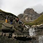 "The Dolomites<a href=""http://farm7.static.flickr.com/6166/6254609058_5aaf894bdd_o.jpg"" title=""High res"">∝</a>"