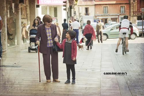 ...cruce de generaciones.... by Garbándaras