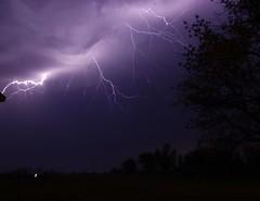 Holy Crap!!! (LaLa83) Tags: autumn ohio sky storm night evening october sony kaboom thunderstorm alpha lightening a230 2011 fairfieldcounty stoutsville