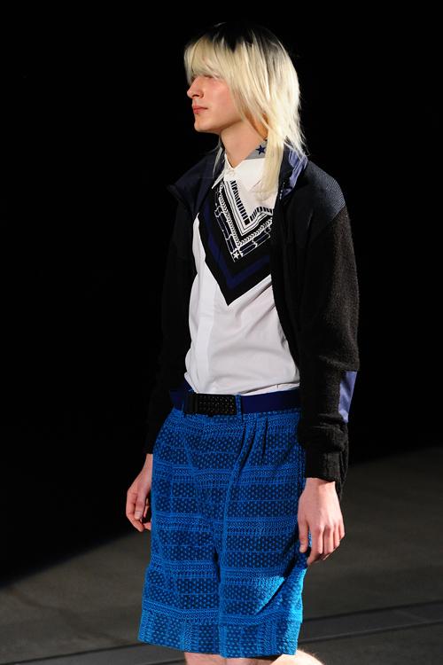 SS12 Tokyo yoshio kubo028_Jesper Larsson(Fashion Press)