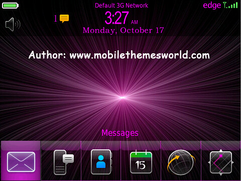 blackberry curve 9320 themes free.