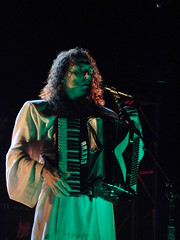 CIMG2796 (DKoontz) Tags: music rock washingtondc dc concert funny casio wierd accordian exilim apocolypse warnertheater weirdalyankovic exf1
