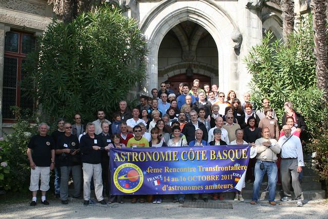 Rencontres Transfrontalières d'Astronomes Amateurs