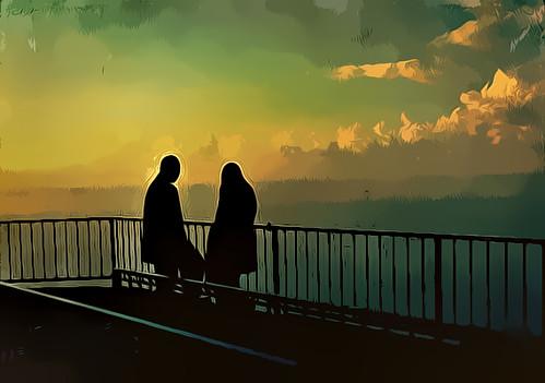 dialog cinta