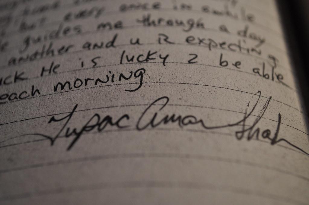 biography on tupac shakur essay