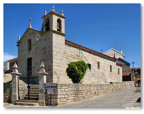 Igreja de São Martinho (matriz de Soajo) by VRfoto