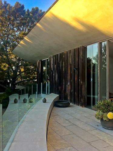 Brushstroke (aka Saltman Residence) by Chimay Bleue