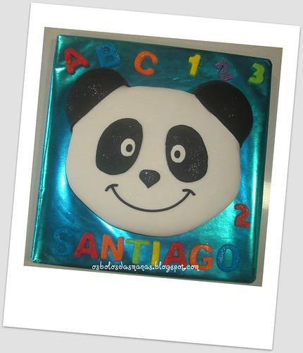 Bolo Panda 4 by Osbolosdasmanas