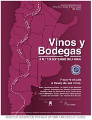 Expo Vinos y Bodegas Cosecha 2011 en La Rural