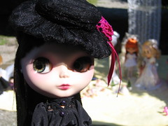 The Funeral  By Wednesday Addams Blythe