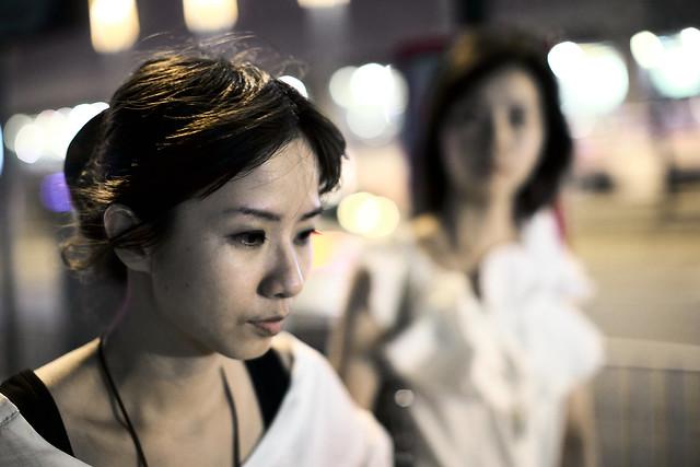中秋節與女王香港遊