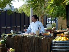 Chef Kalil of Frito Lay