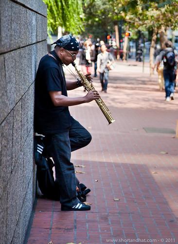 San Fran musician
