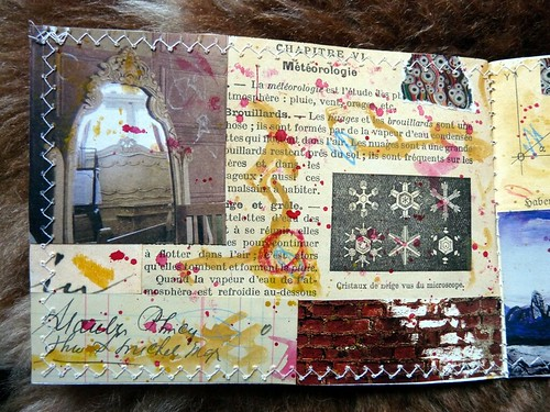 Collage Mini Book Sweetheart 4