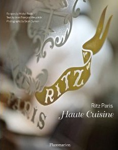 Ritz Paris book