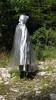 PVC Cape 028 (Rainhood) Tags: plastic cape hood rainwear pvc kapuze regencape pvccape