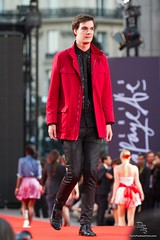 Le plus grand défilé de mode du monde #2 par les Galeries Lafayette