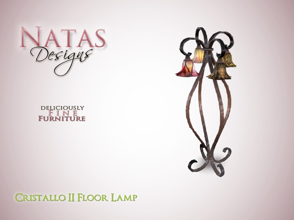 Cristallo II Floor Lamp