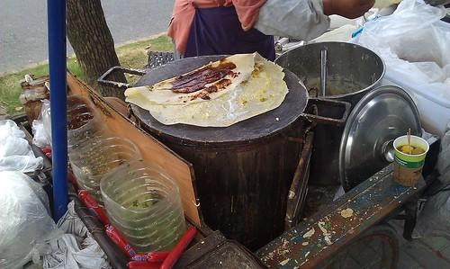 蛋餅@上海 新浦東