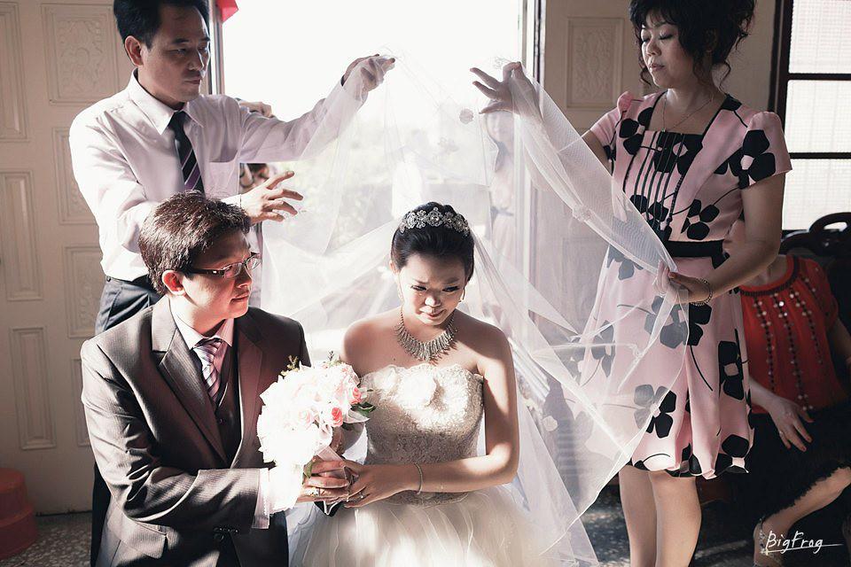 婚禮記錄 - Michael + 妮妮 @ 彭園會館