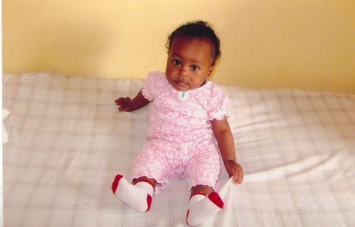 Photo of child Biruh Tesfa Eric 3 received 9.7.2011