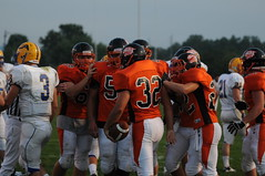 DSC_4561 (High Post Online) Tags: senior night football vs derry latrobe 2011 fbsr