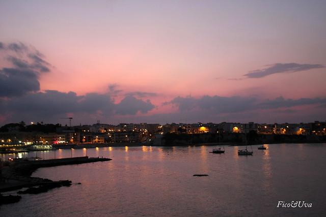 Otranto al tramonto