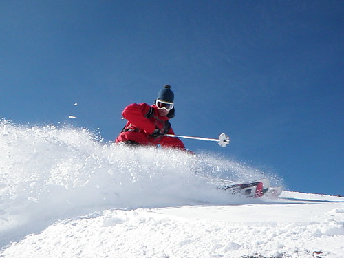 #1 Sliverton First Skiing 9.19.11. Photo Courtesy of Silverton Mountain.