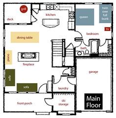 p120 Main Floorplan