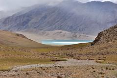 Ladakh, India - 2011 (ChetanRana) Tags: blue sea sky lake water nikon heaven leh ladakh