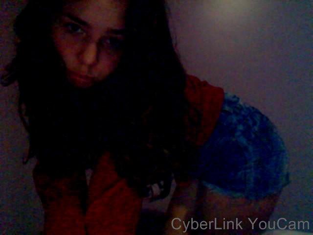 Webcam teenager