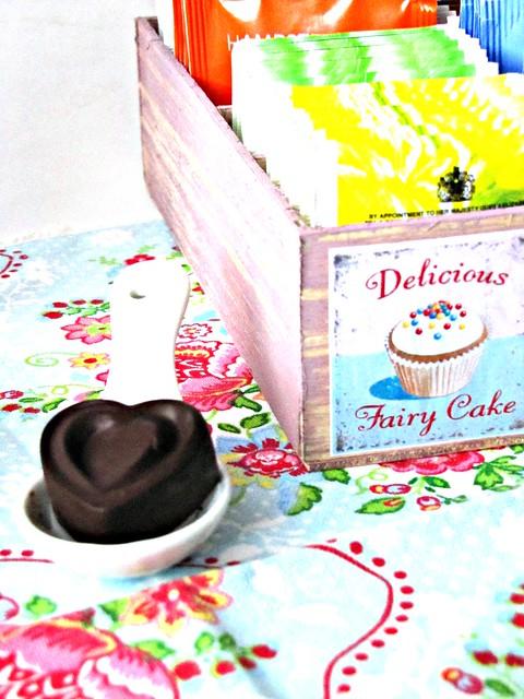 Cioccolatini con Cuore di Tartufo