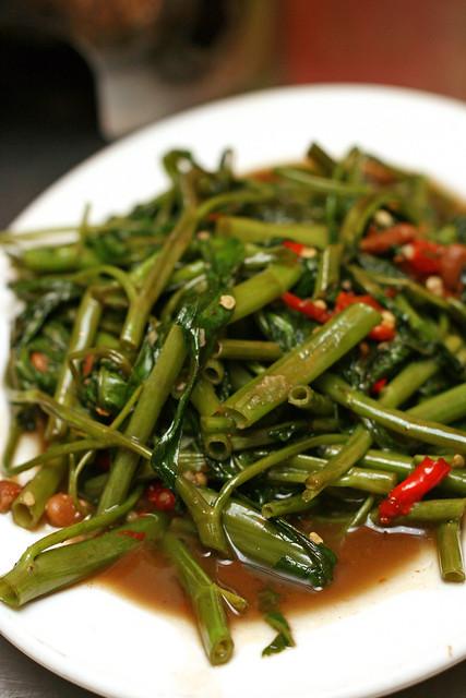 Phad Pak Bung (S$6) - Kang Kong