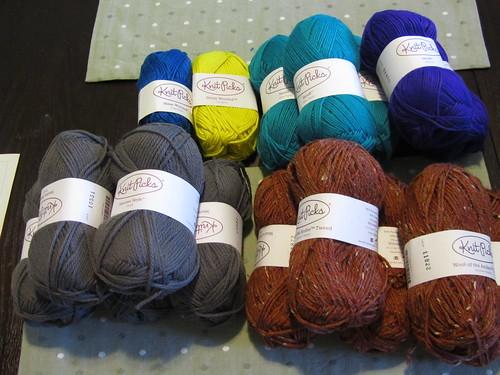 New Yarn!!